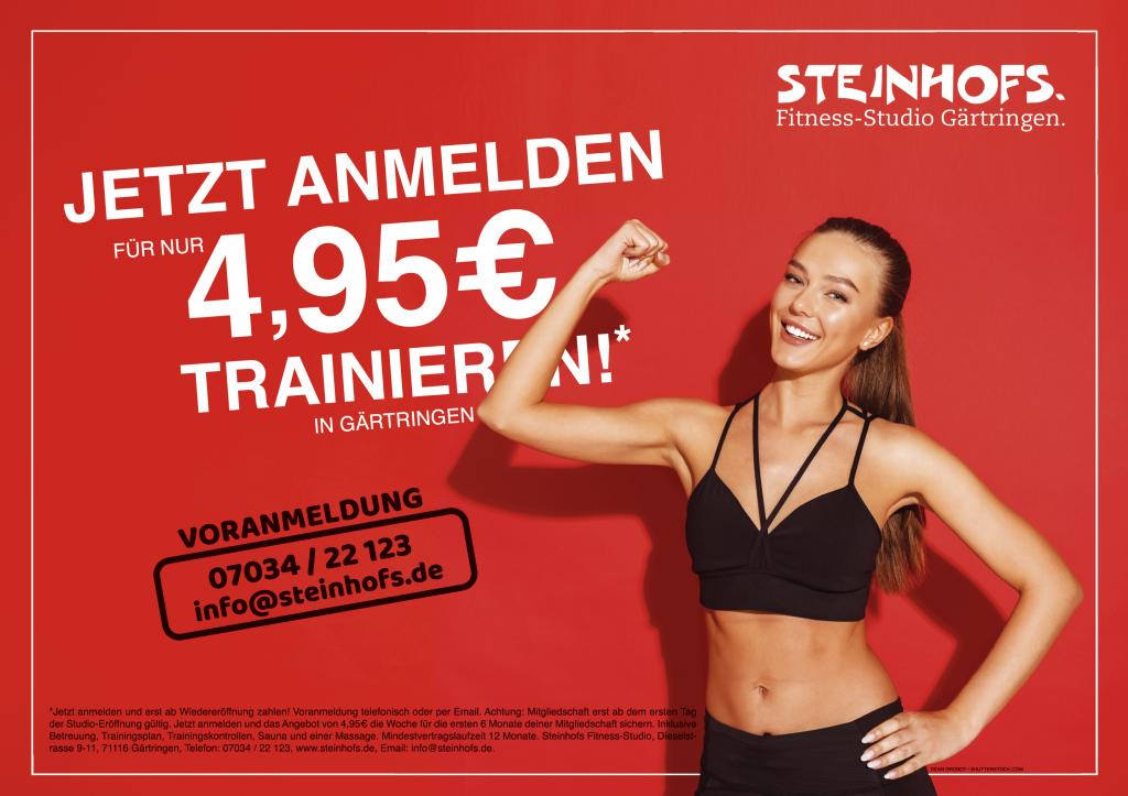 steinhofs-fitnessstudio-gärtringen-aktion-fitness-fitgirl-fitfam